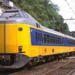 Treinen rijden 1 jaar eerder dan gepland op windstroom