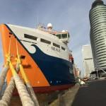 Van Oord bouwt offshore windpark Deutsche Bucht