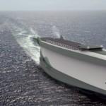 Noorse ingenieur ontwikkelt vrachtschip op windenergie