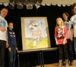 Basisschool Zeewolde ontvangt boekje windenergie