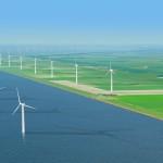 Urk thuisbasis Siemens ivm bouw windpark Westermeerwind
