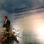 Toespraak Koning Willem-Alexander: offshore windenergie is belangrijk