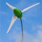 Mini windmolen geschikt voor bebouwde omgeving