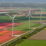Start inpassingsplan voor 28 windmolens langs A16