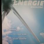 Lancering 1e Nederlandstalige vaktijdschrift WindEnergie magazine