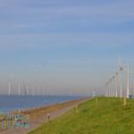 Ontwerpstudie 2050: Plaats 25.000 windturbines (10 MW!) op de Noordzee