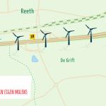Bedrijven en bewoners uit Nijmegen gaan 5 windturbines bouwen