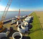 Windparken op zee zijn slimme verzekeringpolissen
