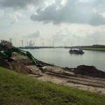 Bouw windpark Suurhoffbrug gestart