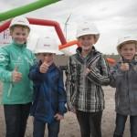 Windpark Reusel-De Mierden geopend