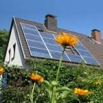 Toename van 40 MW aan zonnepanelen in 2011